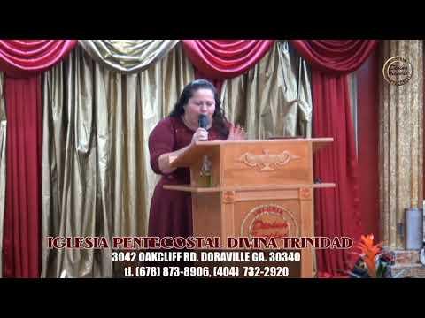 SERVICIO PENTECOSTAL DE PODER Y UNSION