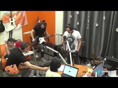 Группа «Дороги Меняют Цвет» в программе «Живые» на «Своём Радио» (28.12.2015)