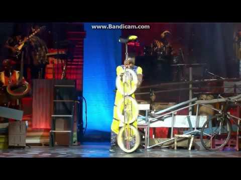 Mother Africa Circus 2015