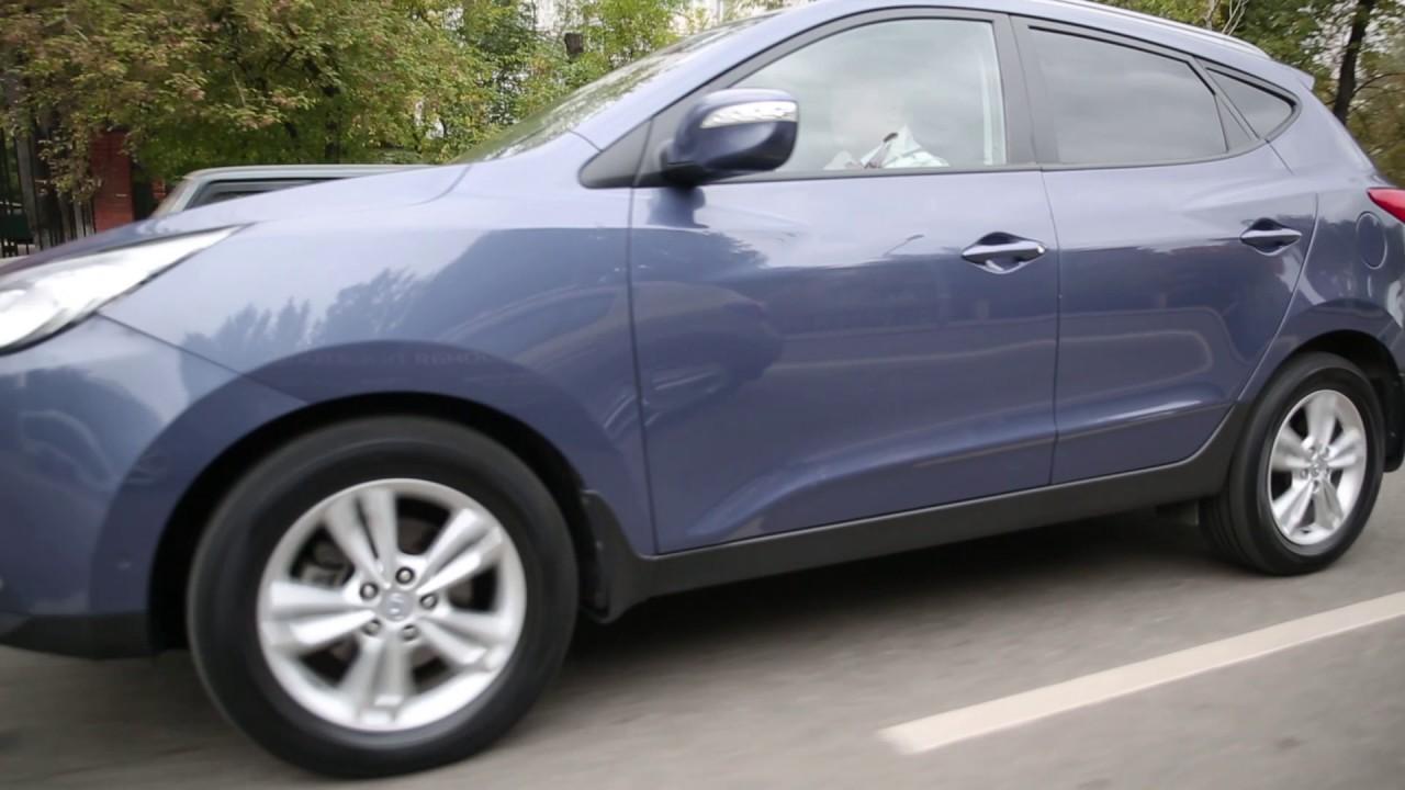 Тест драйв б/у Хендай Ай Икс 35 2011. Обзор Hyundai ix35 с пробегом