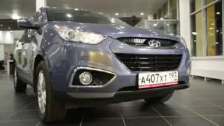 Тест драйв б у Хендай Ай Икс 35 2011. Обзор Hyundai ix35 с пробегом смотреть