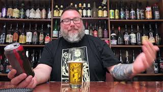 Massive Beer Review 2149 Pariah Brewing My Cat from Helles Lager
