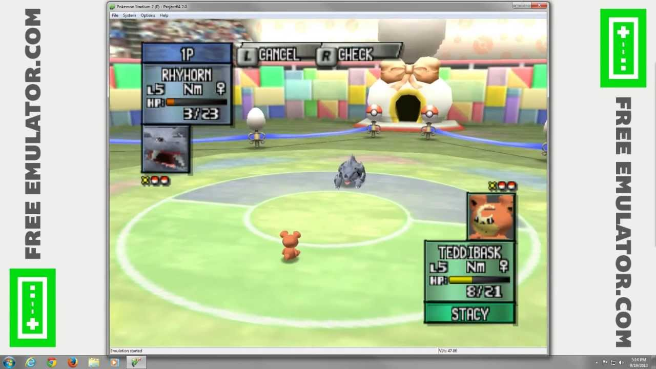 Pokemon Play It v2.iso (Tested and Works on Vista)