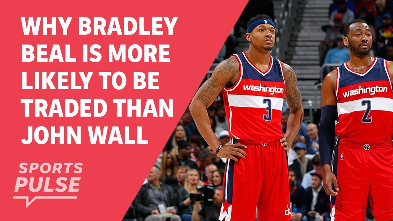 Why Bradley Beal is more likely to be traded than John Wall