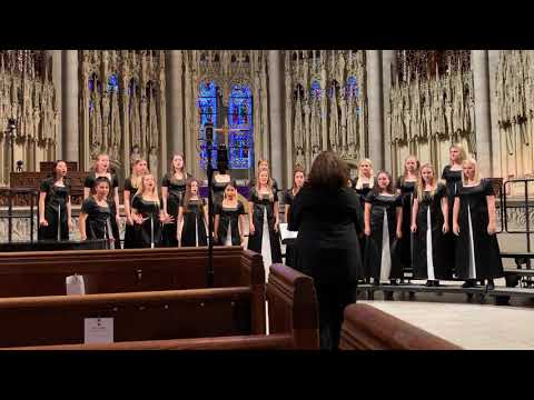 Sisters— Clayton Valley Charter High School Women's Ensemble 2019