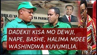 Kudadeki! Kisa Mo Dewji, NAPE, BASHE na Halima Mdee Washindwa kuvumilia kabisa watuma ujumbe mzito