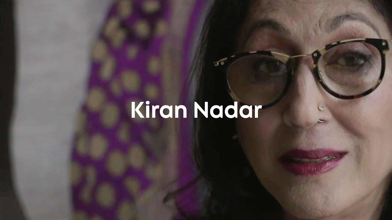 Conozca a Kiran Nadar, el fundador del primer museo privado de la India