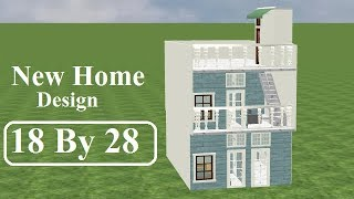 18 by 28 house plan according to vastu shastra,18 by 28 sqft home design,18 by 28 घर का नक्शा