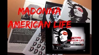 Baixar Unboxing: American Life [Limited Box Set] - Madonna