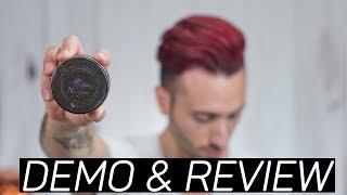 Nevermore Matte Paste | DEMO & REVIEW | Lockhart