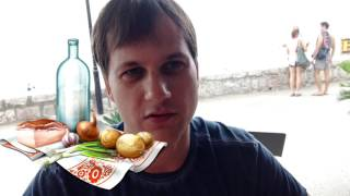 Влог: Черногория / Еда и цены
