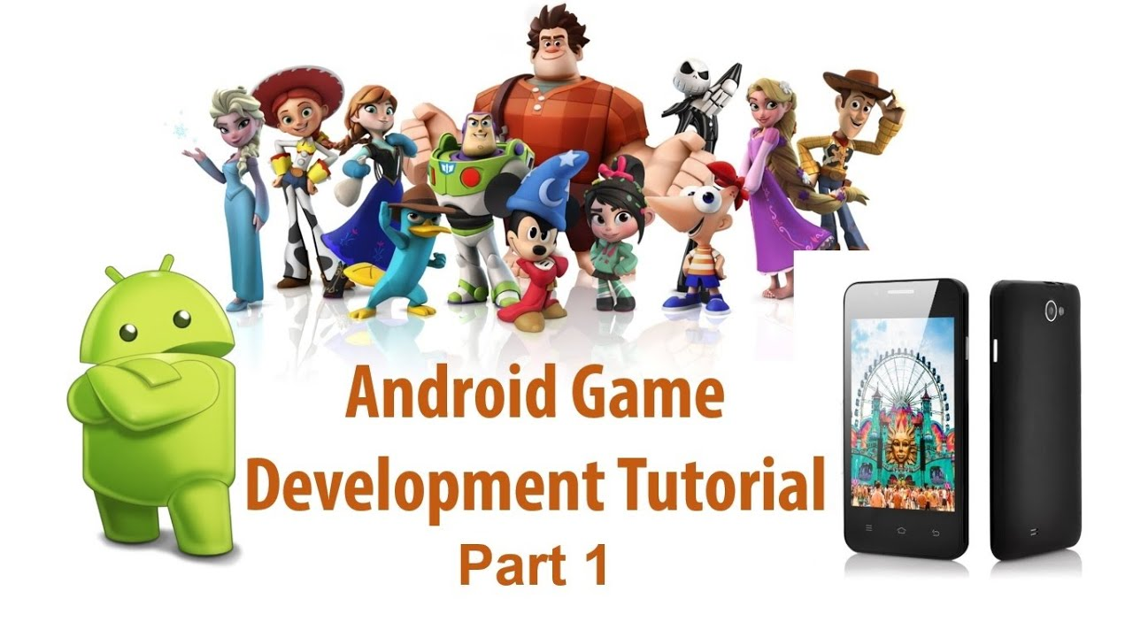 Android game development tutorial in hindi part 1 youtube baditri Choice Image
