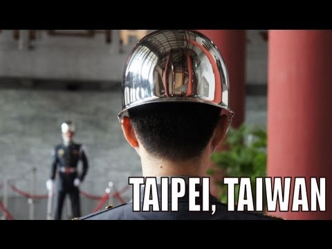 Tom's Travels: Taipei, Taiwan By The Second
