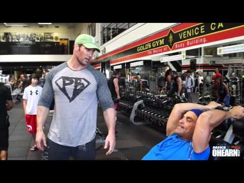 Mike O'Hearn & Johnathon Schaech: Get Abs for T.V. & Movies