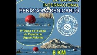 Video TRAVESIA Peñiscola Benicarló 2015. Copa de España AGUAS ABIERTAS. JC BREVA download MP3, 3GP, MP4, WEBM, AVI, FLV Februari 2018