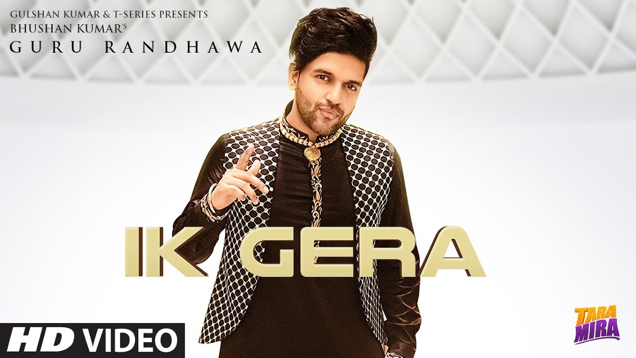 Guru Randhawa : Ik Gera Video | Vee | Tara Mira | Releasing 11 October