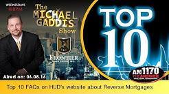 Top 10 FAQs on HUD
