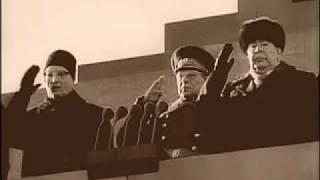 7 ноября 1978г. Москва. Красная площадь. Военный парад.