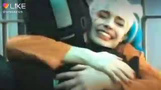 Клип: Харли Квинн и Джокер