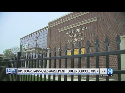 Deal Aimed At Keeping 2 Kalamazoo Schools Open OK'd