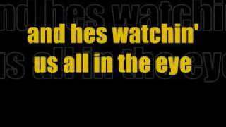 Eye Of The Tiger Survivor, Karaoke Lyrics video
