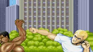 Street Fighter II - PC - Intro