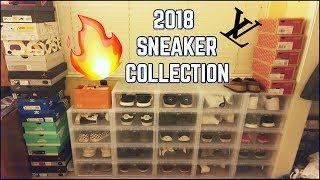 SNEAKER COLLECTION 2018 *🔥Insane heat*  LOUIS VUITTON