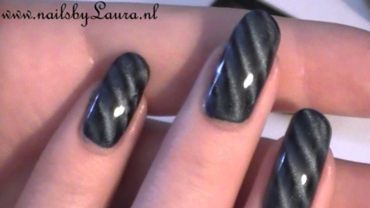 Pupa Magnetic Nail Art Kit Youtube