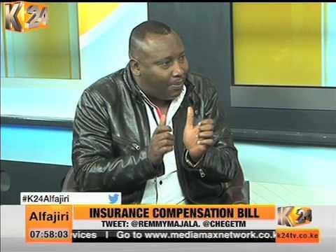 K24 Alfajiri discussion on Insurance Compensation