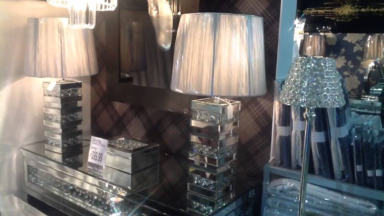 Remus Mirror And Crystal Furniture