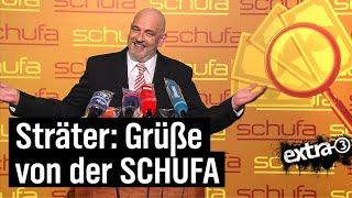 Torsten Sträter: Pressesprecher der SCHUFA