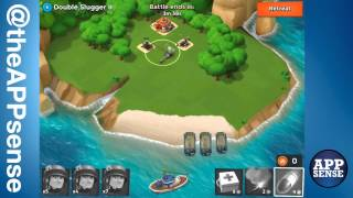Boom Beach - Double Slugger II - Single Player Walkthrough