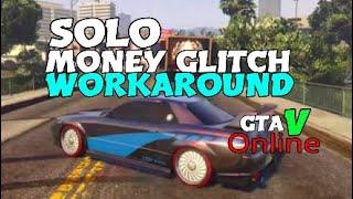 *SOLO MONEY GLITCH*(GTA 5 ONLINE) Car Duplication Glitch , Unlimited Money! Really *EASY* Solo Money