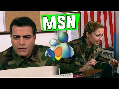 Arıza Hamza Ile Liz MSN'de Chat Yapıyor! OLAY Konuşmalar!