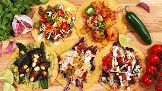 5 Healthy Taco Recipes