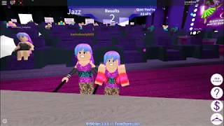 Roblox-Dance Your Blox Off-Diamonds Are A Girls Best Firend-Jazz-Duo With karinalovely8899-Pt.2