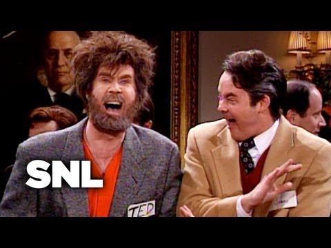 Ted Kaczynski's Class Reunion - SNL