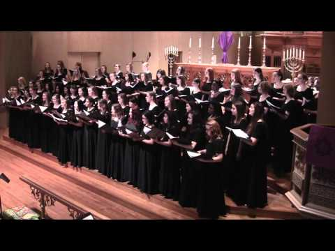 Pacific Youth Choir March 2016 Full Concert