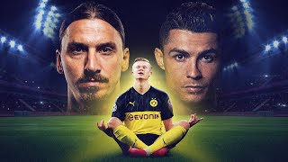 How Haaland is on his way to becoming the perfect mix of Ibrahimovic and Ronaldo | Oh My Goal