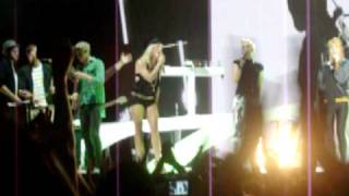 No Doubt, Paramore & The Sounds Together on Stage, Nissan Pavilion in Virginia, June 14, 2009