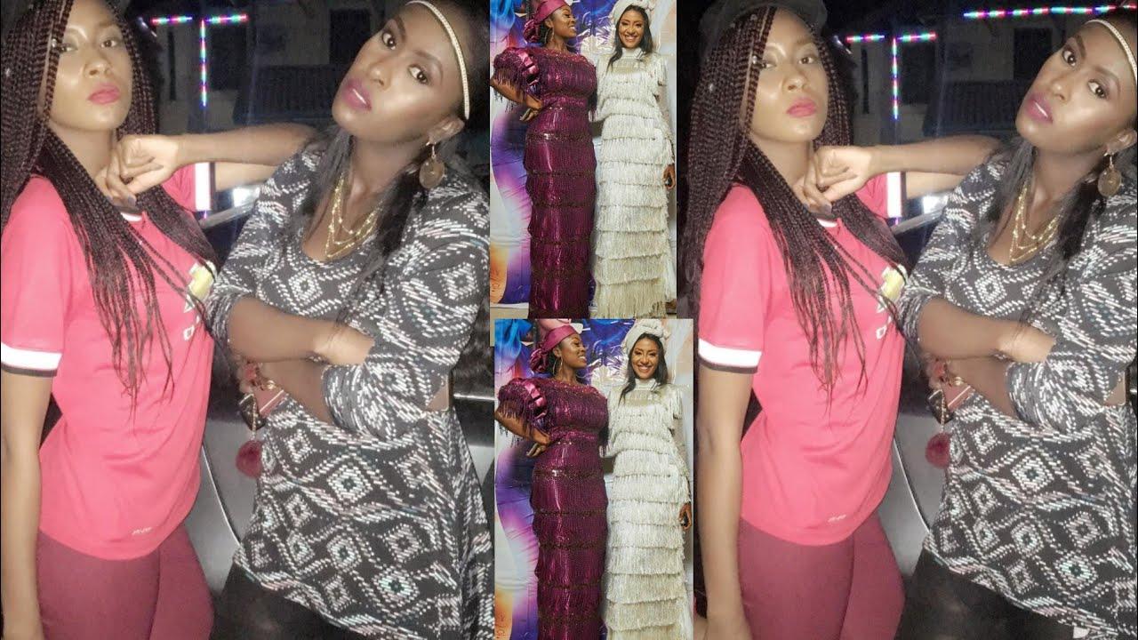 Download Zafafan Hotunan da Maryam booth tayi Amfani dashi taya Nafisa Abdullahi murnar birthday dinta