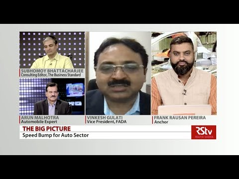 The Big Picture - Speed Bump for Auto Sector