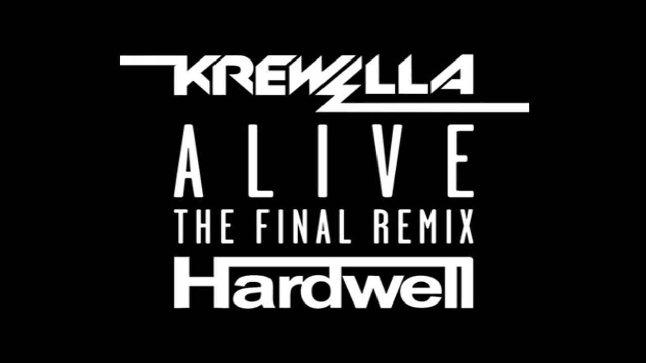 Krewella - Alive (Hardwell Remix) - Original Mix - YouTube