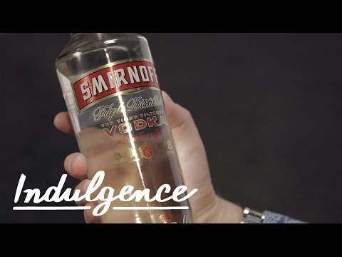 We Made a Vodka Expert Blind Taste Test Bottom-Shelf Vodka