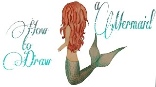 How to Draw a Mermaid