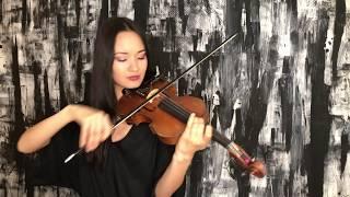 Geyser Mitski Violin By Katie Jacoby