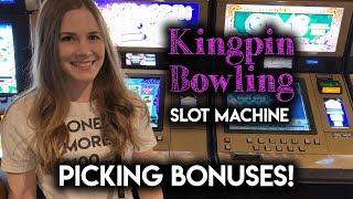 King Pin Bowling! Slot Machine! BONUS!!