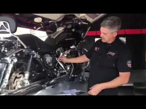 Feuling 3088 Vented Dipstick for Harley Milwaukee Eight