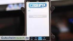 Cashfix App im Test auf Gutscheinrausch.de