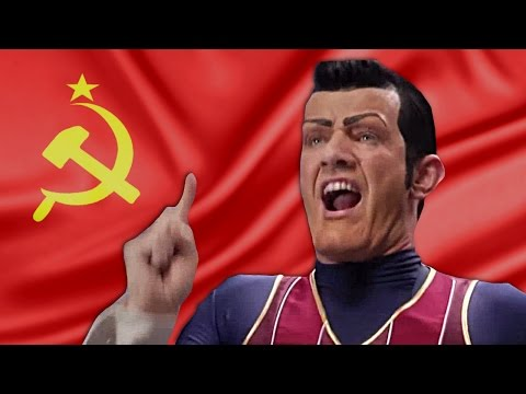 We Are Number One but it's a Soviet Russia propaganda video